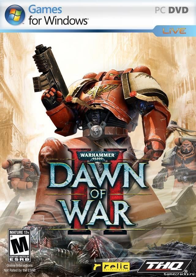 Павел Горбушин-Буданов оценил игруWarhammer 40.000 Dawn of War 2на